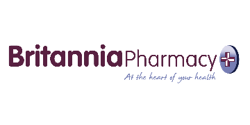 Britannia Pharmacy logo